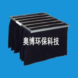 厂家直销活性炭加网过滤器 活性炭袋式过滤器 活性炭过滤棉