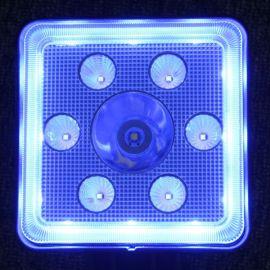 新款LED工作灯 四边带装饰灯 越野车射灯 Work lamp