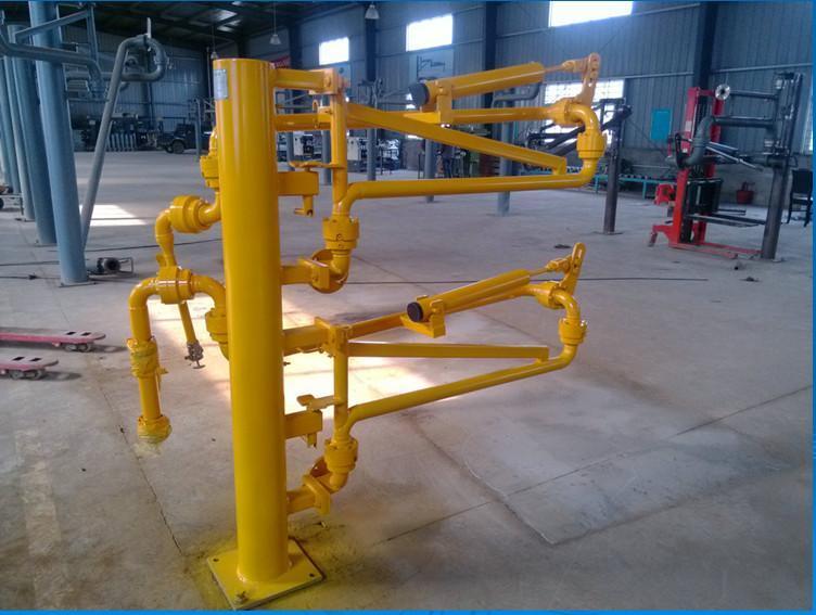 供應艾度AL2543型流體裝卸臂(鶴管)