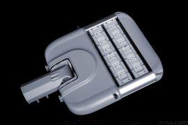 LED二模组路灯头 50W户外灯 LED路灯 可调角度IP65防水