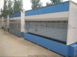 無泵水簾櫃,水簾噴漆臺,烤漆房專用水簾,環保除塵設備