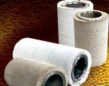 万里达直销磨料丝刷辊 磨料丝抛光轮 磨料丝毛刷辊