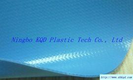 1000D**1100克0.9mm夹网布PVC隔热防水 可热合