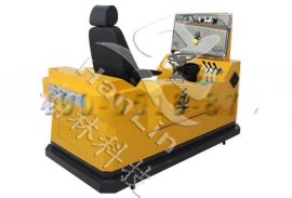 叉车工程机械虚拟仿真教学软件