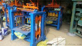 专业生产 全自动 水泥砌块机 免烧砖机