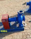 配用55KW電機RY125-100-250型導熱油泵-發貨河南