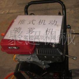手动高压农用喷雾器  汽油高压铝外壳喷药机  轻便式农用推车打药机