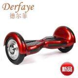 德尔菲 10寸智能电动平衡车两轮体感思维车