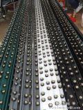 廠家直銷隱形防護網材料鋁材,鋼絲繩,十字扣