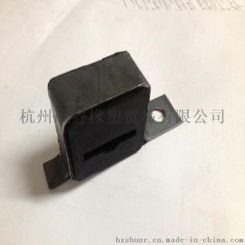 厂家直销定做各类橡胶包胶件/包胶金属件/橡胶包铝件