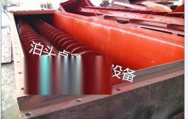 陕西卓鑫机械双轴螺旋输送机性能特点