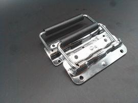 机械拉手弹簧提手折叠工业拉手配电箱机柜拉手