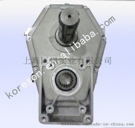 KM7105 拖拉机电站齿轮箱