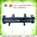 2205178364柳州富达螺杆压缩机散热器换热器