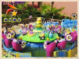 童星蜗牛特工队 广场型游乐设备 终身售后