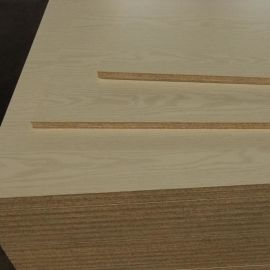 三聚氰胺纸贴面P2无醛刨花板