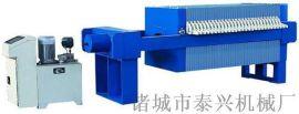 中国板框式污泥压滤机    诸城泰兴机械厂