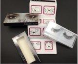 廠家大量供應外貿出口熱銷款HUDA beauty 真人毛髮 3D假睫毛