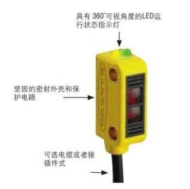 邦纳光纤传感器Q12AB6R 代理邦纳BANNER光电传感器