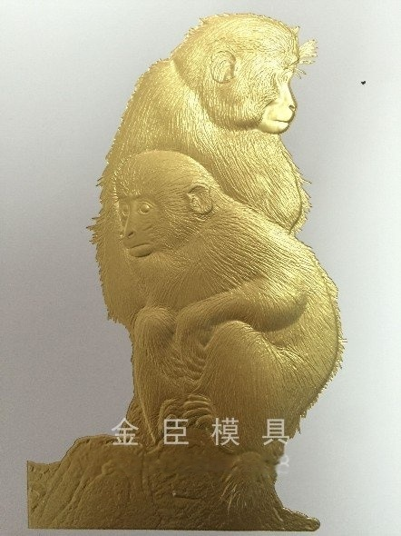 烫金版 镁版浮雕 烫金铜版 烫金锌板 激凸凹凸 供应-2