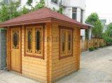 上海東巴崗亭MZH001mu木質崗亭