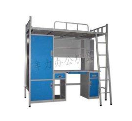 多功能学生公寓床/校舍用床/公寓床厂家