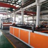 寬幅透明PVC軟板材/水晶板擠出生產線