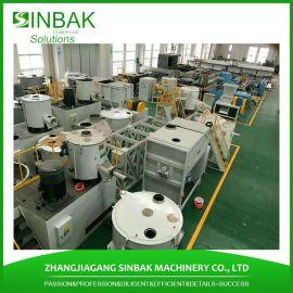 供应各种 塑料混合机 PVC混料机组 PVC拌料机 质量保证