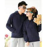 工廠訂制禮品服裝秋冬男式衛衣外套班服團體服裝可印製企業LOGO
