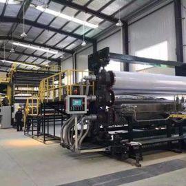 防水卷材土工膜生产线设备