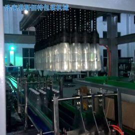 专业生产全自动抓取式装箱机/多型号气缸移位抓取式装箱机