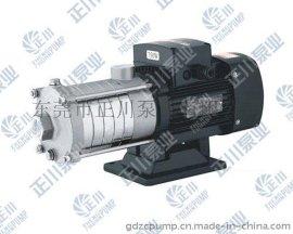 广东多级泵厂家 | 不锈钢多级泵 CHLF4-40 | CHLF型卧式不锈钢多级离心泵