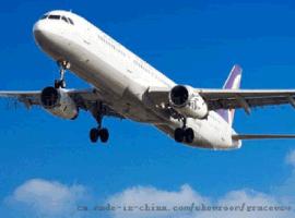 中国至塔吉克斯坦国际空运