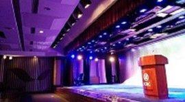 广州海越顺利完成中国工商银行多功能厅舞台灯光音响系统改造工程