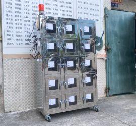 工业智能 304不锈钢氮气柜 箱式ic电子元器件干燥氮气柜