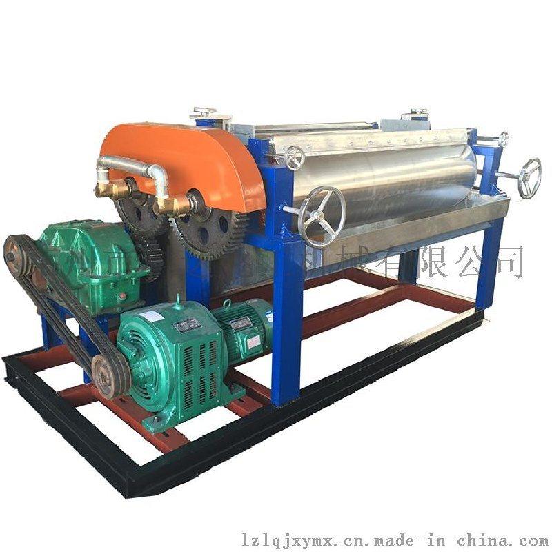研磨機 PVC兩輥研磨機 PVC複合穩定劑成套設備萊州科達化機回饋客戶