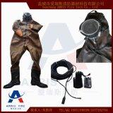 JQ83 轻潜潜水装备 污水处理工程用装备 污水套装 可水下通话