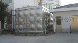 嘉兴不锈钢水箱消防水箱 箱泵一体化水箱