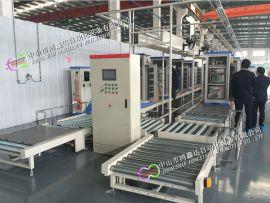 配电柜生产线,佛山充电桩装配线,广州开关柜滚筒线