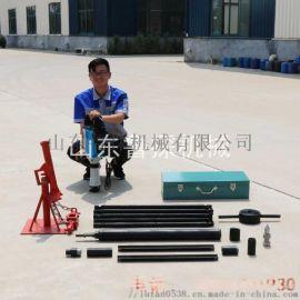 电动取土钻  取土器取样器 便携式原状土采集器