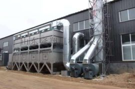 VOCs有机废气处理 RCO催化燃烧装置 废气净化装置环保设备