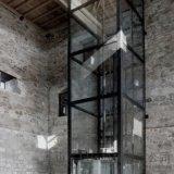 楼梯电梯安装无障碍平台定制家用电梯启运厂家