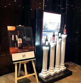 广州千诺专业定制展柜制作烤漆展柜设计