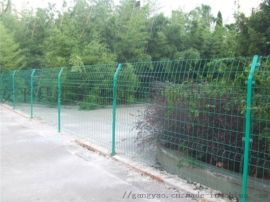 养殖防护围栏网,隔离防护围栏,双边丝护栏网