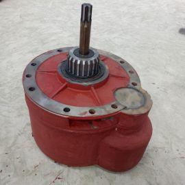 电动葫芦变速总成 1t2t3t5t10t16t20t32t葫芦减速机 齿轮三极减速器 减震性能好变速箱