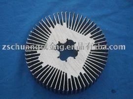 LED散热器铝型材散热片中山厂家铝制品加工