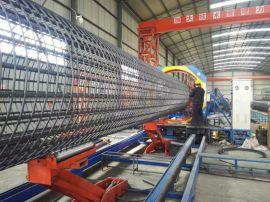 数控钢筋笼成型机BPM1500-12m型