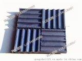 巩义蓝翔可加工定制各种类型的橡胶隔振垫