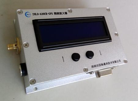 GPS程式控制放大器功分器