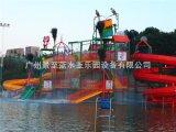 供应大型水上游乐设备JZL-SWB003中型水寨